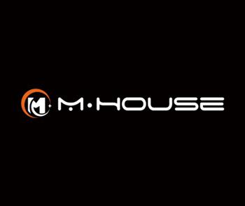 MHOUSE标志设计案例