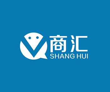 V商汇标志logo设计案例