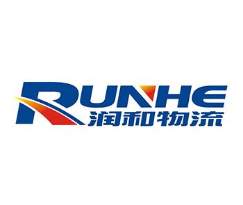 润和物流公司logo案例
