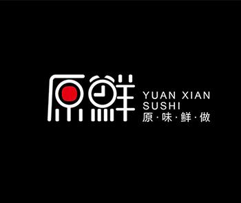 原鲜生鲜品牌logo设计