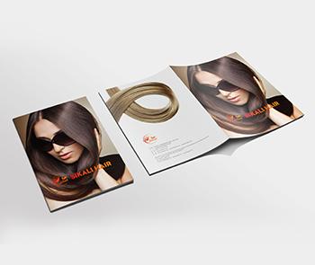 丝嘉丽高端画册设计