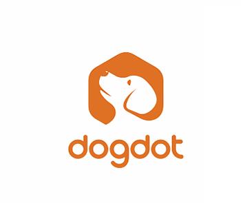 狗点点logo设计