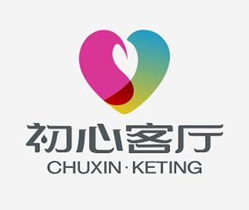 初心客厅Logo设计