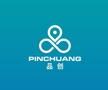 品创企业管理logo案例